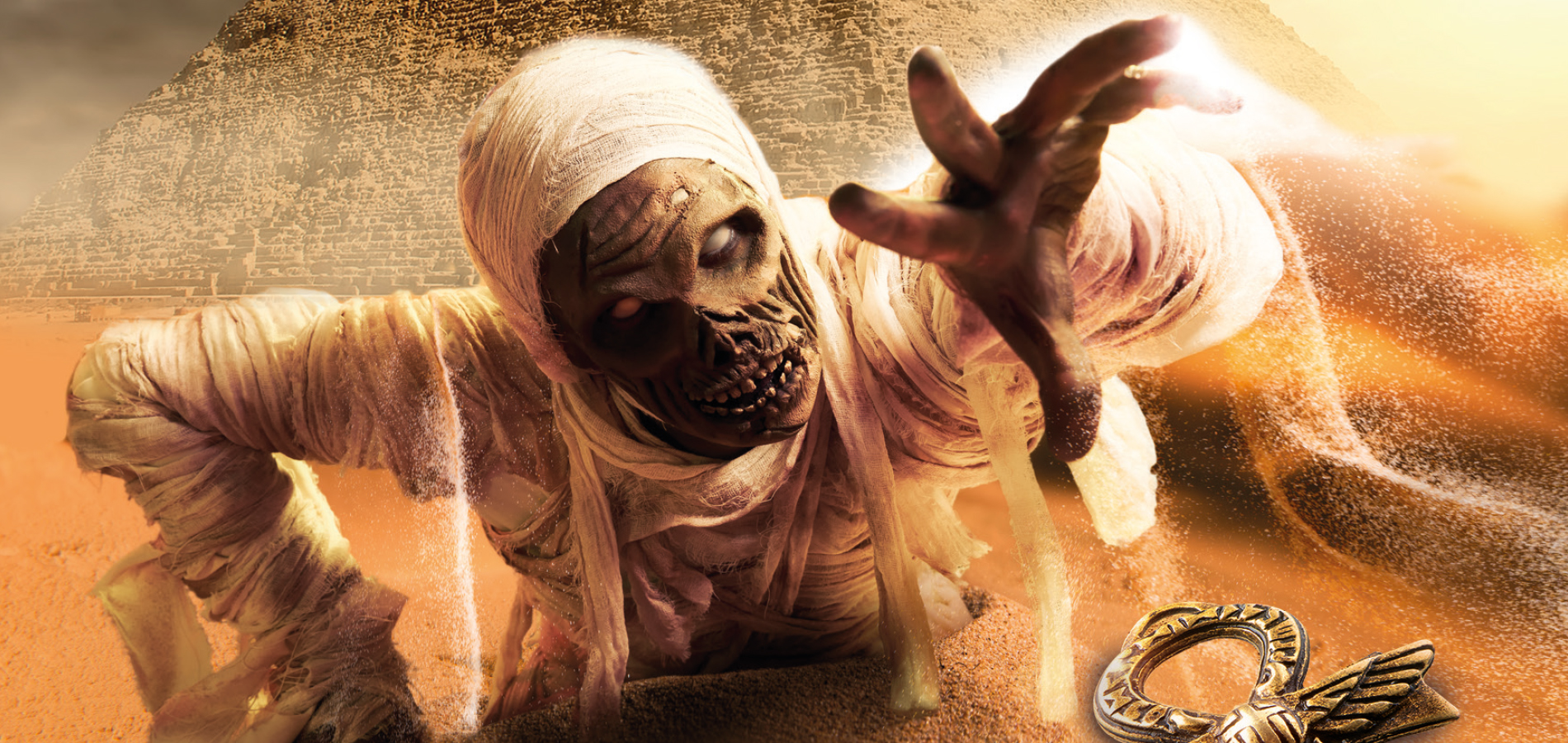 The Lost Mummy